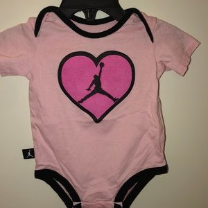 Jordan bodysuit